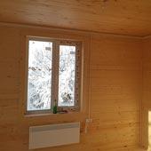 Услуги электромонтажа в деревянном доме